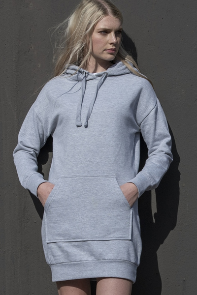 LADIES HOODIE DRESS