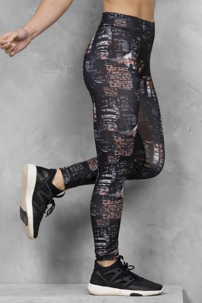 LADIES COOL PRINTED LEGGINS