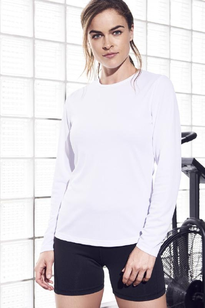 WOMEN'S LONG SLEEVE COOL T