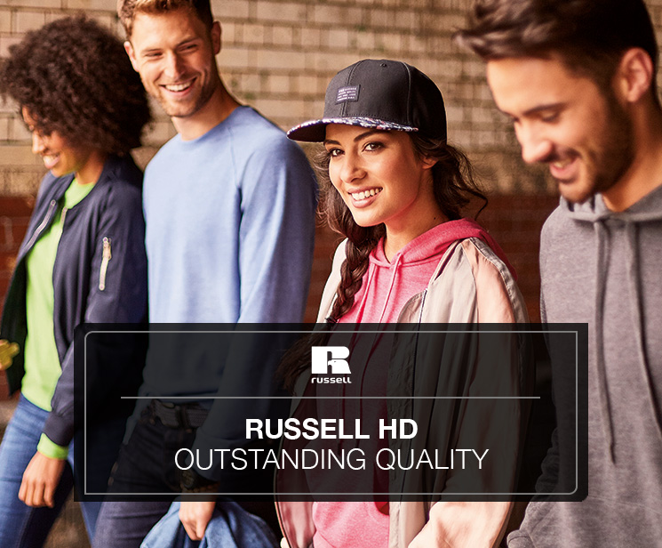 Russell HD — Outstanding Quality!